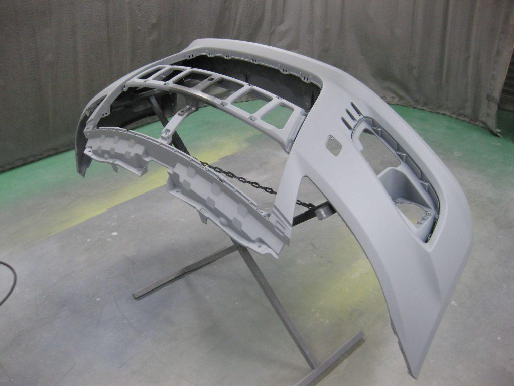 スズキ・スイフトスポーツ、フロントバンパー、塗装前